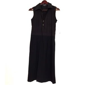 Premise Mixed Shirt Dress